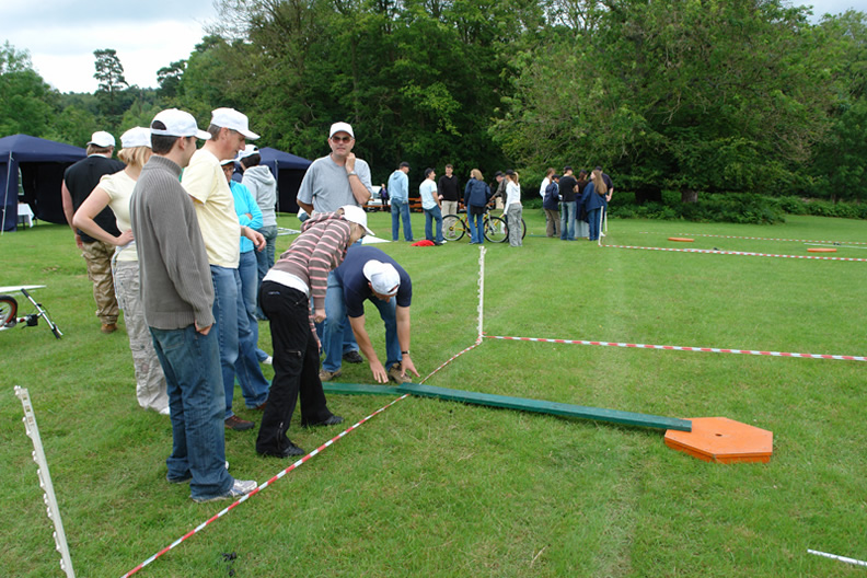 team building events in London